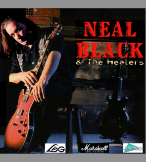 Neal Black & the Healers [USA]